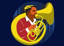 Free Trumpeter Royalty Free Stock Image - 4749236