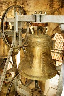 Free Inside Belfry Stock Image - 4749451