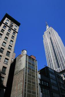 Free New York City Royalty Free Stock Photos - 4749488