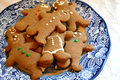 Free Gingerbread Cookies Stock Photos - 47488753