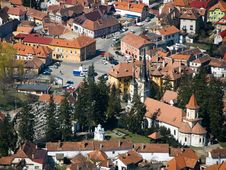 Free Brasov City (Transylvania) Royalty Free Stock Photos - 4750998