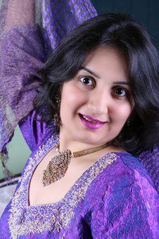 Pretty Asian Girl Stock Photography