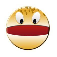 Free Hamburger Smile Stock Image - 4752081