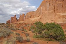 Free Stone Wall Stock Image - 4752571