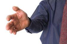 Free Hand Shake Stock Image - 4752751