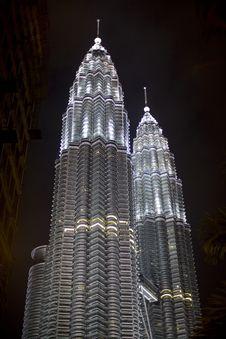 Petronas Tower Stock Image