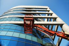 Free Huge Glass Building Stock Photos - 4753553