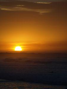 Free Sunrise Over Ocean Stock Photo - 4753960