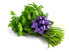 Free Bouquet Of Parsley Stock Photography - 4754292