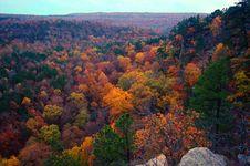 Free Across An Autumn Valley Stock Photo - 4754310