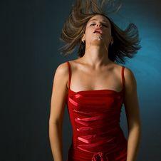 Free Hairflick Stock Photography - 4754442