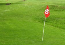 Free Golf Course Stock Photo - 4755680