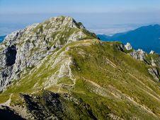 Free Carpathian: Bucsoiu Ridge Royalty Free Stock Image - 4755866