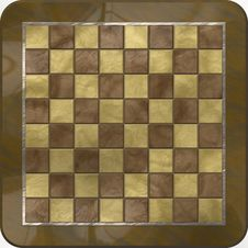 Marble Chess 2 Stock Photo
