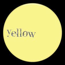 Free Button Yellow Stock Photo - 4756740