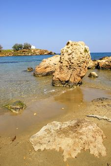 Free Stones On The Shore Stock Photography - 4757062