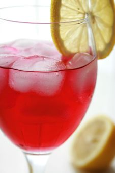 Free Red Cocktail Stock Photo - 4757590