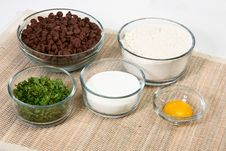 Free Baking Ingredients Stock Photo - 4758210