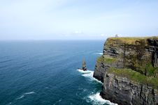 Free Cliffs Of Moher Stock Photos - 4758463