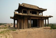 Free Ancient Architecture Royalty Free Stock Photo - 4759105