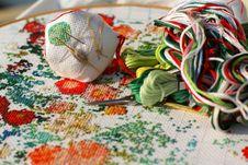 Free Needlework Stock Images - 4759594