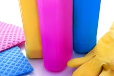 Free Cleaning Supplies Stock Photography - 4759762
