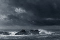 Free Moody Seascape Stock Photos - 47546463