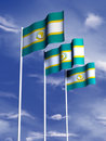 Free African Unity Flag Stock Images - 4767904