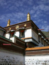 Free Tibetan Architecture Royalty Free Stock Photography - 4768897