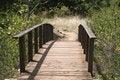 Free Wooden Bridge Royalty Free Stock Image - 4768926