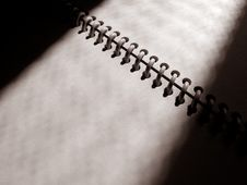 Free Spiral Note Book Royalty Free Stock Photos - 4760278
