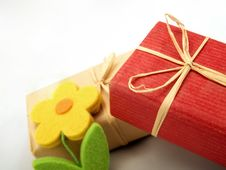 Free Gifts Stock Image - 4761311