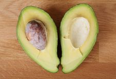 Free Avocado Heart Royalty Free Stock Images - 4761429