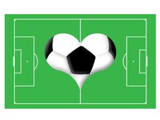 Free Football Love Stock Images - 4761454