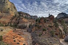 Free Zion National Park Royalty Free Stock Photos - 4761518