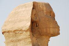 Free Egypt Cairo Sphinx Of Giza Stock Photo - 4763470