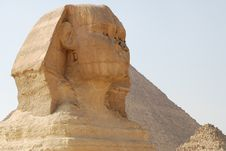 Free Egypt Cairo Sphinx Of Giza 2007 Stock Image - 4763481