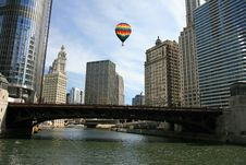 Free The Chicago Skyline Royalty Free Stock Photography - 4764027
