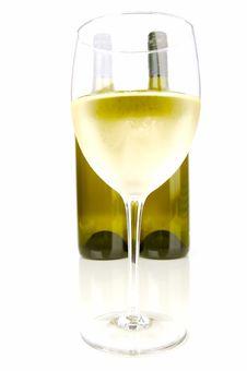 Free Bottles Of Wine Stock Photography - 4764762