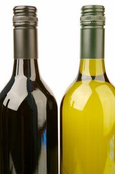 Free Bottles Of Wine Stock Image - 4765101