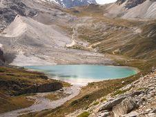 Free Altiplano Lake Royalty Free Stock Photo - 4765535