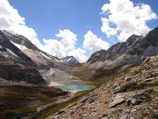Free Altiplano Lake Royalty Free Stock Photography - 4765537