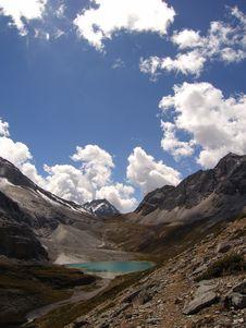 Free Altiplano Lake Royalty Free Stock Photos - 4765538