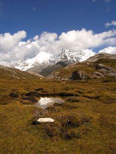 Free Altiplano Pool Stock Photography - 4765542