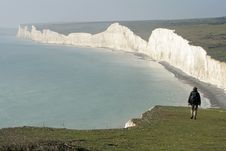 Free White Cliffs Stock Photos - 4765683