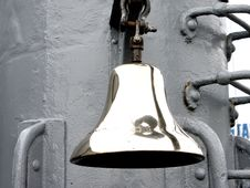 Free Ship Bell Stock Photography - 4765792