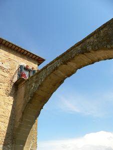 Free Pitigliano, Tuscany Royalty Free Stock Photography - 4766557