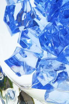 Free Blue Ice Stock Images - 4767054