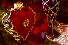 Free Christmas Ornament Royalty Free Stock Photo - 4767335