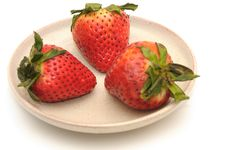 Free Strawberries Stock Images - 4767344